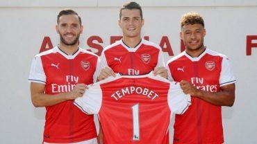 «Темпобет» стал партнёром «Арсенала»