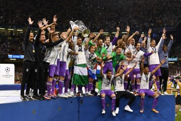 «Барселона»— фаворит напобеду вЛиге чемпионов
